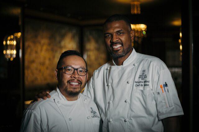 Bridgeman's chefs