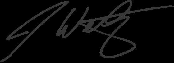 Jon signature